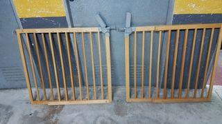 barrera de escalera paray niños