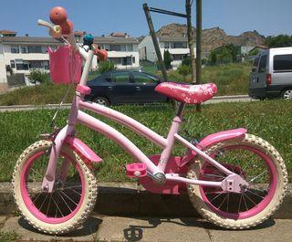 Bicicleta 14'
