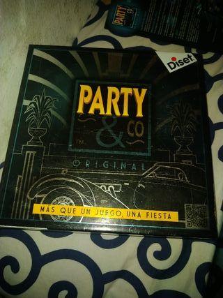 """Juego de mesa """"Party & Co"""""""
