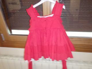 Vestido La Amapola talla 4