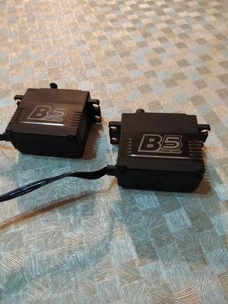 servos power hd b5