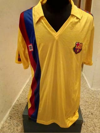 Camiseta original FC Barcelona Meyba XL