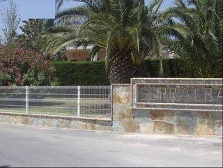 Villa en alquiler en Albatera