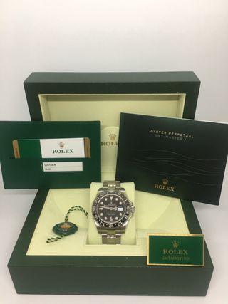 Rolex Mano De En Wallapop Segunda Reloj 7gyYb6f