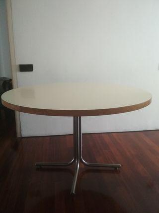 Vintage mesa de comedor 120