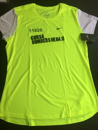Camiseta Nike mujer T-L
