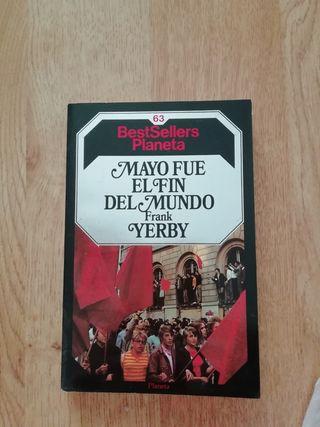 Mayo fue el fin del mundo