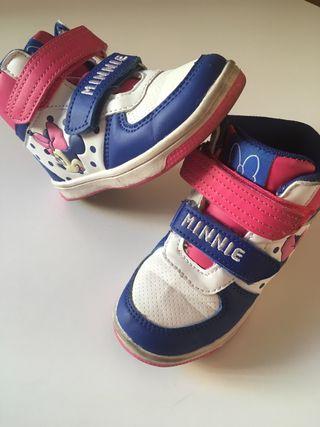 Zapatillas Minnie Disney N25