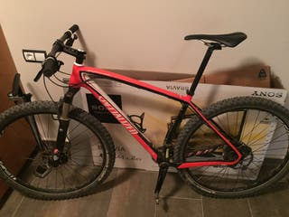 Specialized Stumpjumper 2012 HT Carbon