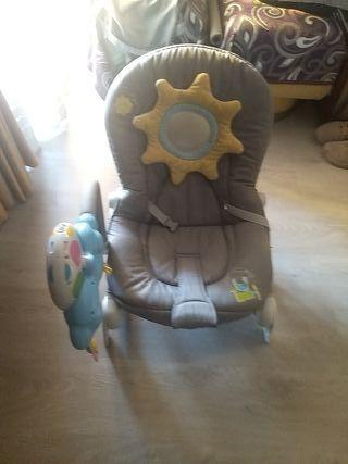 Hamaca silla mecedora de chico de 0 a 9 kg