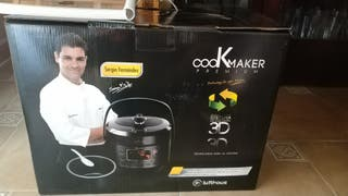 Robot de cocina Sergio Fernandez