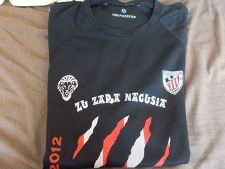 Camiseta Athletic de Bilbao Copa del Rey 2012