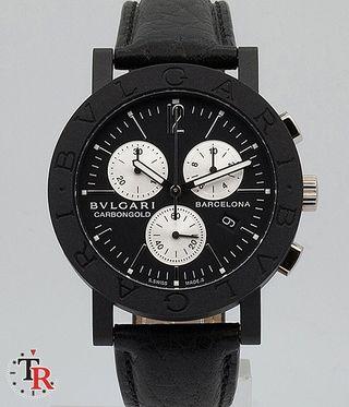 Reloj Bulgari CarbonGold