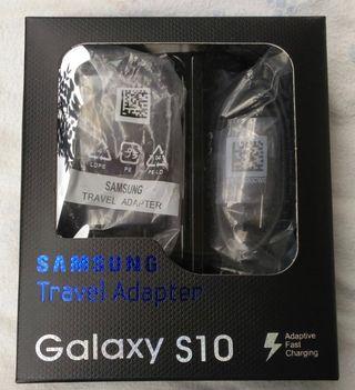 Original Samsung S10/S9/S8 Cargador rápido