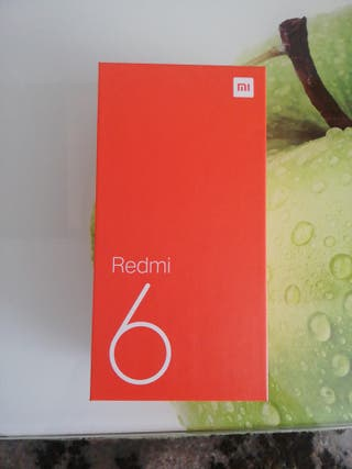 Xiaomi Redmi 6 A ESTRENAR
