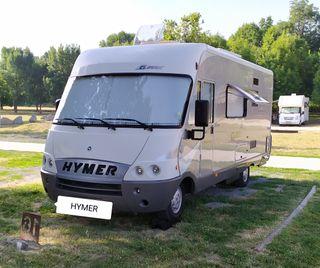 autocaravana integral Hymer B 544