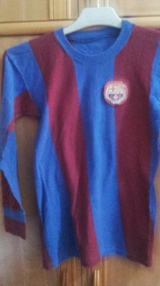 Camiseta F.C. Barcelona 1973