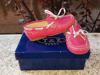 Lote zapatos niña talla 25