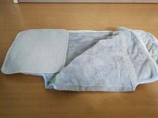 Capazo bugaboo bee y conjunto sábanas y saco