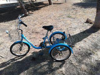 Triciclo grande en buen estado