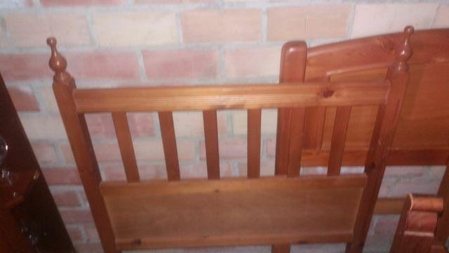 5Cabeceros de madera maciza