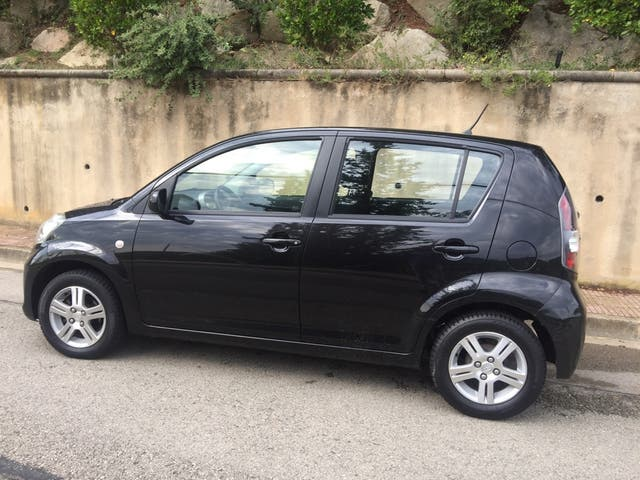Subaru Justy 2008