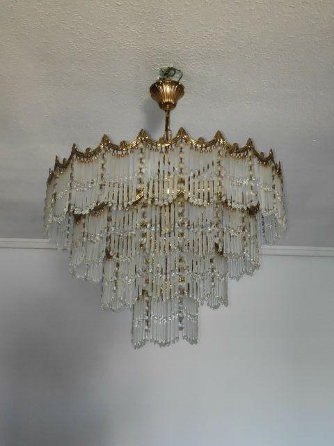 lampara salon retro