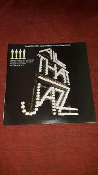 Vinilo ALL THAT JAZZ (Disco LP)