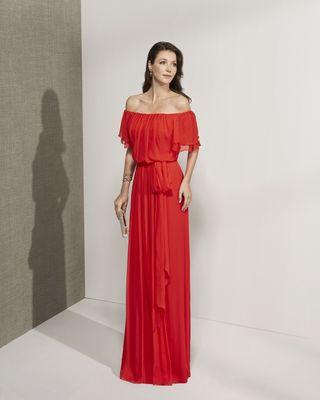 c279b3347a8e Vestido de fiesta Rosa Clara de segunda mano en WALLAPOP