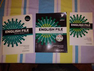 Inglés C1 Cambridge File Advanced