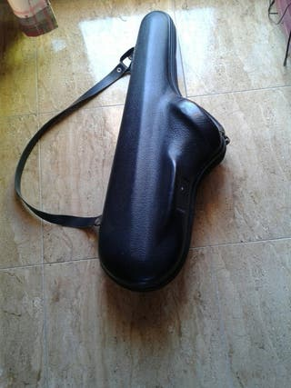 Funda rígida para saxo tenor