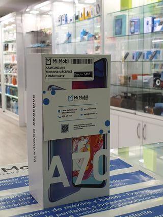 SAMSUNG GALAXY A70 128GB NUEVO