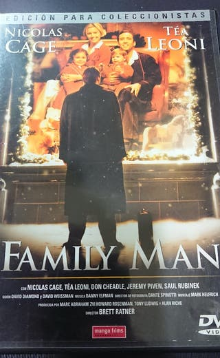 Family Man Edición Coleccionista dvd