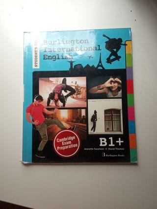 libro de inglés B1+