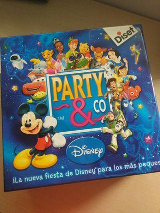 Juego de mesa: Party & co, Edición Disney