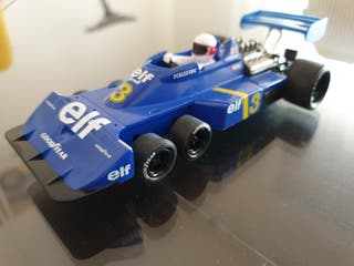 Ford Tyrrell de Scalextric