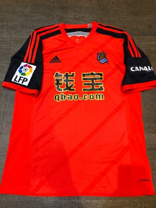 Camiseta match worn Real sociedad