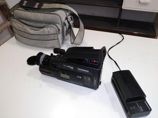 cámara video VHS