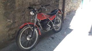 BULTACO SHERPA-T 250 cc.