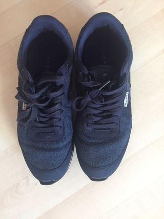 Zapatillas azules de Scalpers