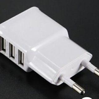 Cargador USB (3en1) A ESTRENAR