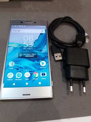 Sony XZ 32gb semi nuevo