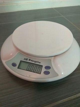 Peso Bascula cocina