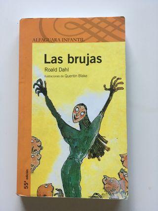 Las brujas: Roald Dahl