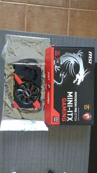 ATI Radeon R9 270X mini-itx gaming