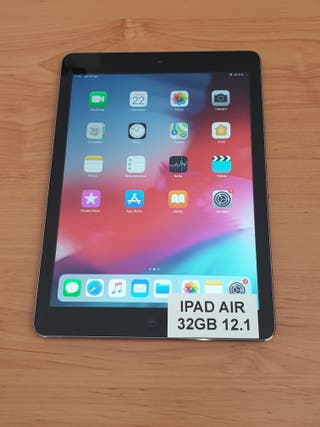 Tabmet Ipad Air 32gb gris espacial