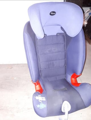 silla coche Romer