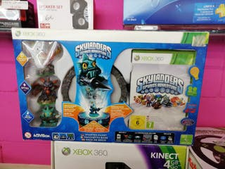skylanders plataforma Xbox 360