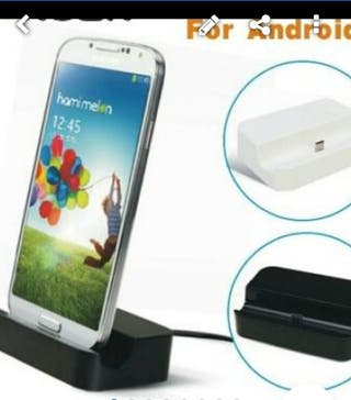 Base Cargador Samsung Android A ESTRENAR