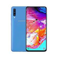 Samsung Galaxy A70 Azul y Negro 6/128